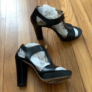 Michael Kors Shoes - MK heel